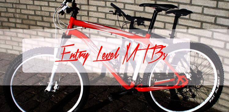 entry level mtb