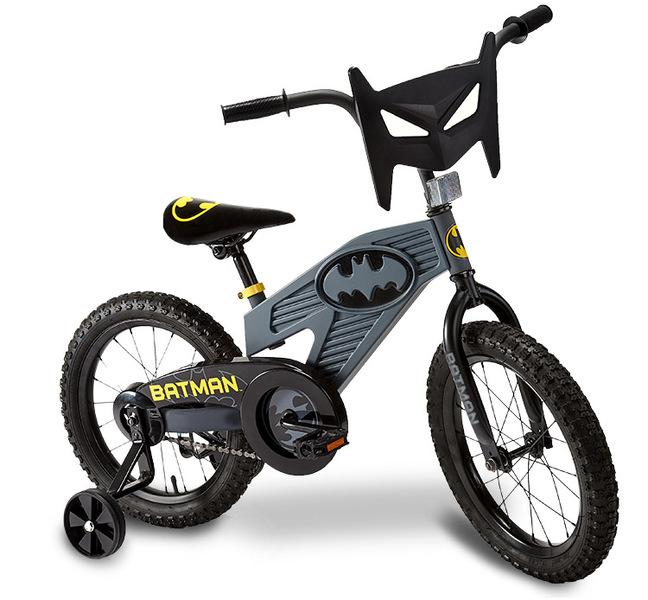 """DC Comics 16"""" Batman Boys Bike"""