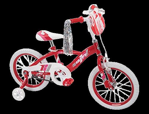 "Huffy 16"" Glimmer Girls Bike"