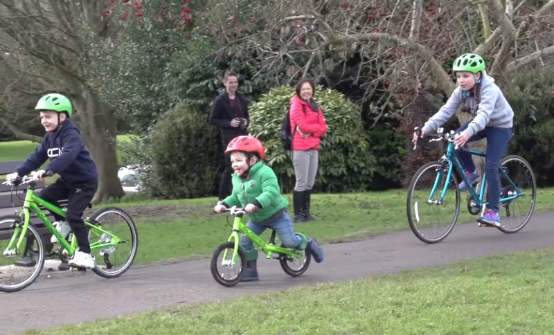 kids bike with gears
