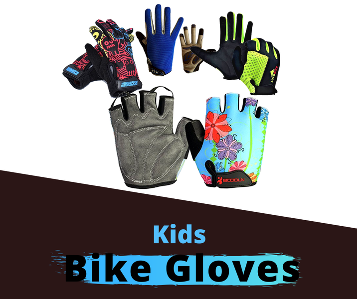 Best Kids Bike Gloves