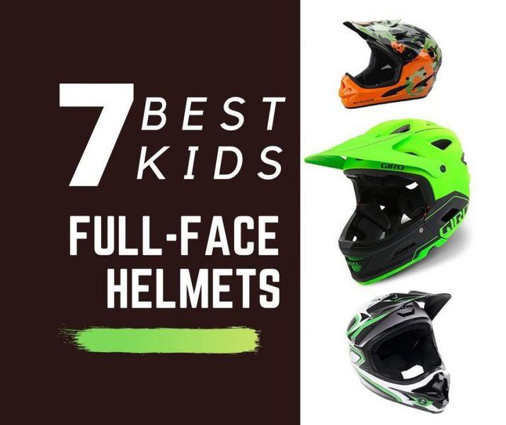 best kids full face helmets